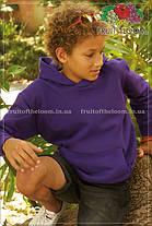 Детская классическая толстовка с капюшоном 62-043-0, фото 3