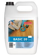 Однокомпонентный финишный лак Synteko Basic 20 (Синтеко Бейсик) 5л.