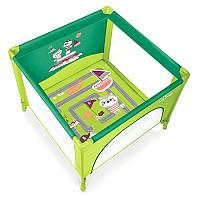Манеж Baby Design Joy 04 green