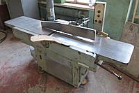 Фуговальный станок (фуганок) СФ6-1 бу 88г. (СССР). Ширина строгания 600 мм, фото 1
