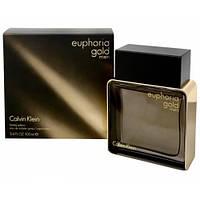CALVIN KLEIN Calvin Klein Euphoria Gold Men EDP 100 мл (Турция)