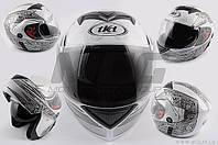 Шлем трансформер TKD size L + олнцезащитные очки