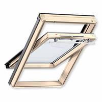 Мансардное окно VELUX OPTIMA Стандарт GZR 3050 – ручка вверху