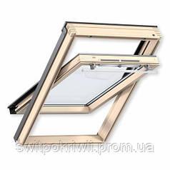 Мансардное окно VELUX Оптима GZR 3050 – ручка вверху