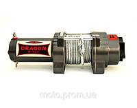 Лебедка Dragon Winch DWH 2500 HD электрическая для квадроциклов, ATV, вездеходов