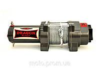Лебедка Dragon Winch DWH 3500 HD электрическая для квадроциклов, ATV, вездеходов
