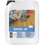 Однокомпонентный финишный лак Synteko Basic 20 (Синтеко Бейсик) 10л.