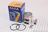 Поршень, кольца, палец к-кт Honda TACT (SA50) +0,50 ТАТА