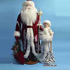 Парочка Дед Мороз и Снегурочка 0554/0559