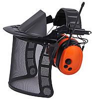 Защитная маска для газонокосильщика