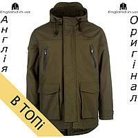 Куртка парка Firetrap осенняя хаки