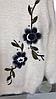 Кофта женская Ангора с цветами, фото 2