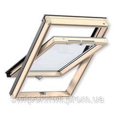 Мансардное окно VELUX Оптима GZR 3050B – Ручка снизу