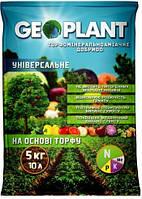 Торфоминеральноаммиачне удобрение Geoplant 5кг