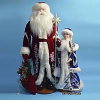 Парочка Дед Мороз и Снегурочка 0553/0457