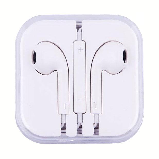 Наушники Apple EarPods с микрофоном реплика. Работаем по всей ... 4c85a170ef9e6