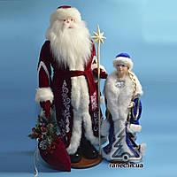 Парочка Дед Мороз и Снегурочка 0553/0562