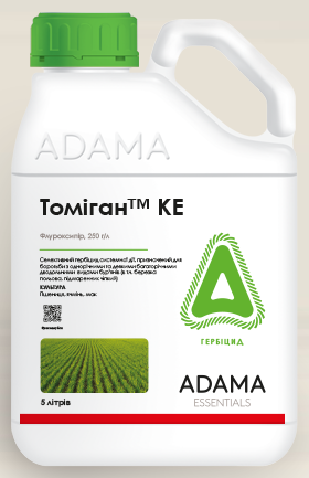 Томиган 250 КЭ послевсходовый гербицид (5л) Адама, фото 2