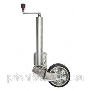 Опорное колесо Profi, автоматическое, нагрузка 500 кг, стальной диск