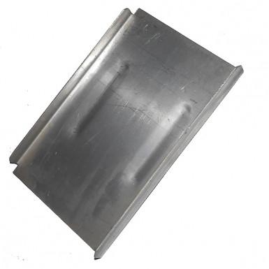 СТВ 22Б.00.24(22.00.09) Шибер передний дозатора минудобрений широкий (Тодак)