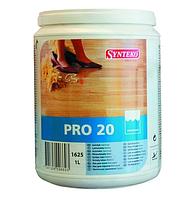 SYNTEKO PRO 20 полиуретаново-акриловый лак «полуматовый» 1л