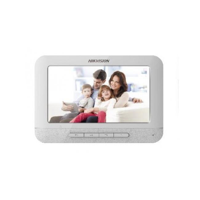 """Видеодомофон Hikvision DS-KH2220, экран 7"""", фото 1"""