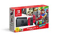 Игровая консоль Nintendo Switch Super Mario Odyssey Edition Bundle