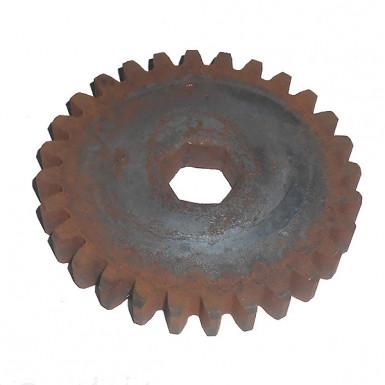 СТВ 50.00.22-13 Шестерня консоли колеса приводного Z=28 (Тодак)