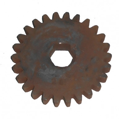 СТВ 50.00.22-11 Шестерня консоли колеса приводного Z=26 (Тодак)