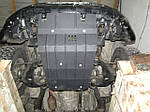 Защита двигателя Toyota Hilux (2004-2011) механика 2.5 D, 3.0 D