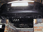 Защита двигателя и КПП Citroen Jumpy (2006--) все