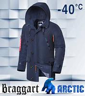 Braggart 2473 | Зимняя парка синяя, фото 1
