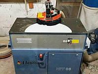 Кромкофрезерный станок Hebrock HFF08 бу для кромки ПВХ 2006г.