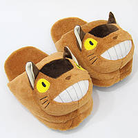 Тапочки Котобус Мой сосед Тоторо My Neighbor Totoro