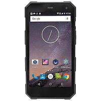 Смартфон Телефон Бронированный Sigma mobile X-treme PQ24 Black защита от воды и пыли IP68 аккумулятор 5000 мАч