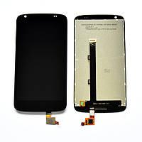 Дисплей с сенсорным экраном HTC Desire 526G черный