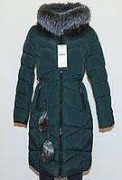 Куртка пальто женская зима KSA17801