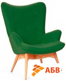 Кресло Флорино зеленое (СДМ мебель-ТМ)