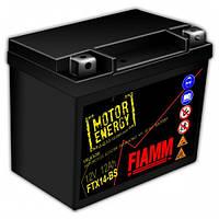 Качественный аккумулятор FTX14-BS 150 мм x 87 мм x 145 мм  FIAMM