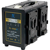 Зарядное устройство FXlion PL-5680B  V-Mount Charger (PL-5680B)