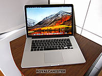 MACBOOK PRO 15 RETINA Core i7 2.3GHz 8GB 256GB SSD GT650 1GB