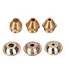 Комплект форсунок для штукатурных распылителей FR-300/FR-301 (4,6,8 мм)