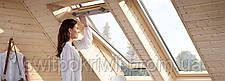 Мансардное окно VELUX PREMIUM Стандарт GZL 1051 – ручка сверху, фото 3