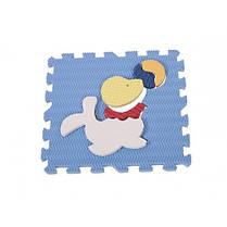 """Детский коврик-пазл Baby Great """"Удивительный цирк"""" 92х92 см, фото 2"""