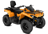 Outlander MAX 570 DPS Orange Crush