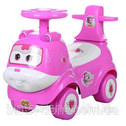 Каталка-толокар Bambi FD-6816 Pink (FD-6816)