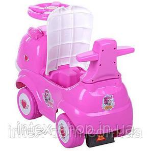 Каталка-толокар Bambi FD-6816 Pink (FD-6816), фото 2