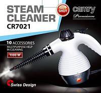 Пароочиститель ручной 1100w Camry CR 7021
