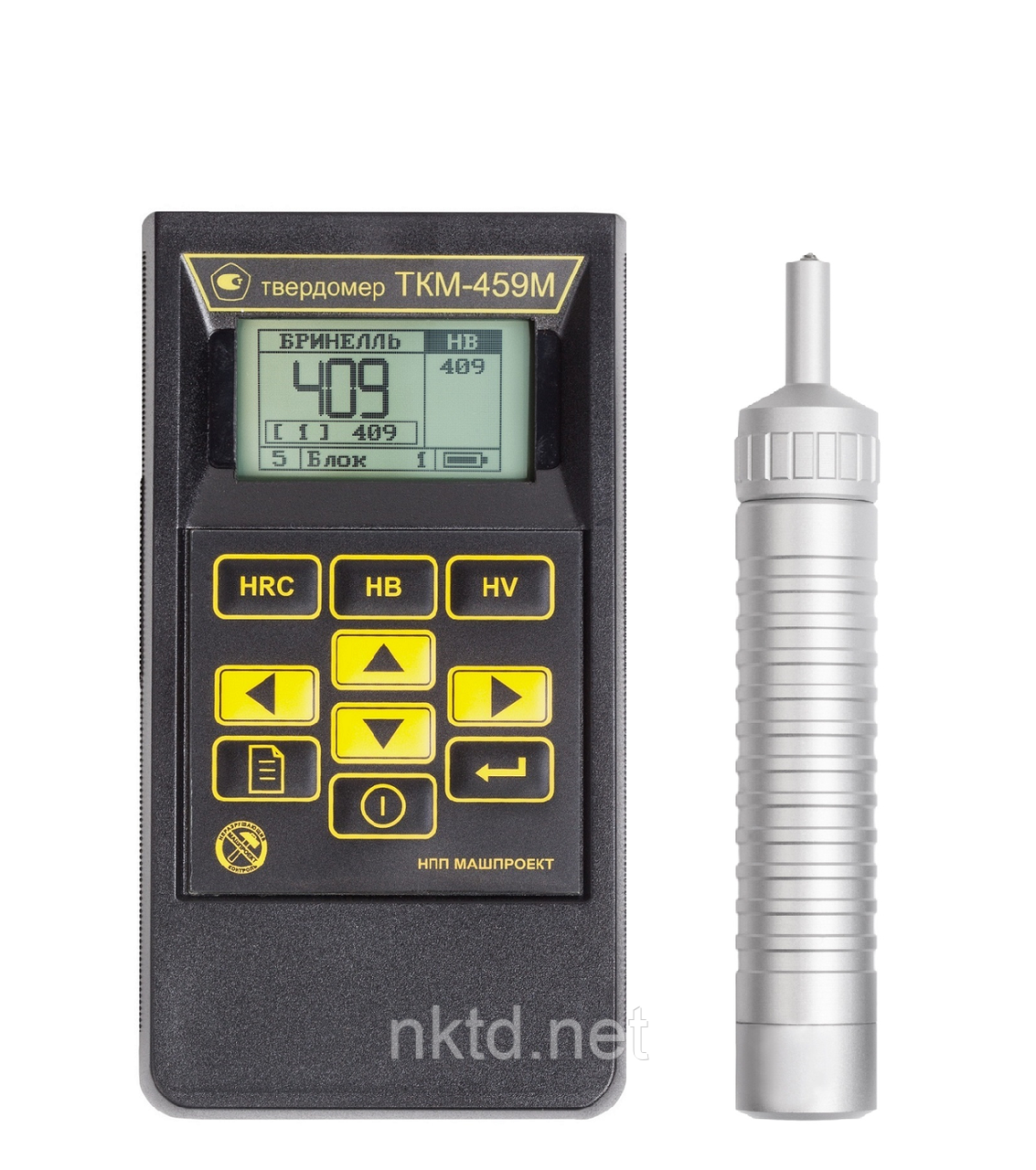 Твердомер ультразвуковой ТКМ-459M