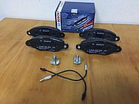 Тормозные колодки передние Рено Кенго 1997-->2008 Bosch (Германия) 0 986 424 455